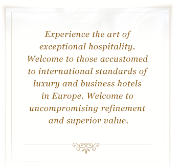 Experience the art of exceptional hospitality. Welcome to those accustomed to international standards of luxury and business hotels in Europe. Welcome to uncompromising refinement and superior value. CCI-Arte, Bangalore, if a boutique hotel could be rated 5 star, this would be it
